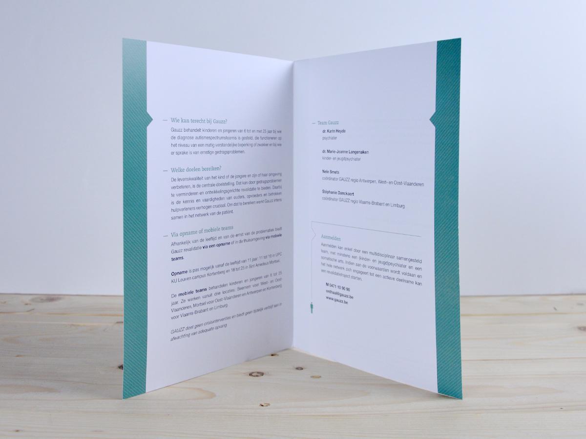 2-luik folder